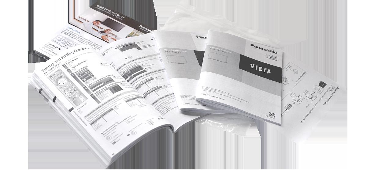 Manuals Brochures Gz Media